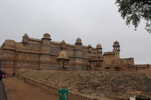 A trip to the Scindia's City Gwalior - Gwalior Fort