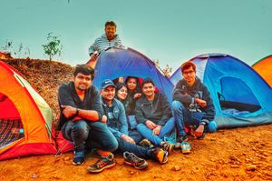 Bhandardara Camping Experience | Camping under the Stars. #Wandersla