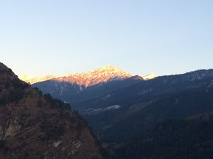 The universe conspired – Har Ki Doon, trek and the snow