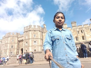 #SelfieWithAView #TripotoCommunity #Windsorcastle