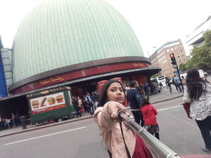 #SelfieWithAView #TripotoCommunity #MadameTussauds