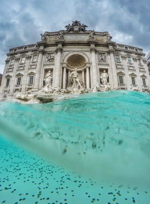 #BestTravelPictures my personal view of the Trevi F. I tried to show both the beauty and the legend.