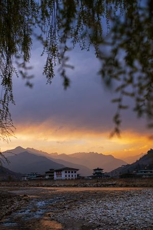 Bhutan- Nature's own canvas