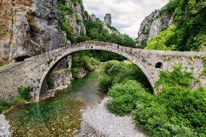 Bridge- Greece
