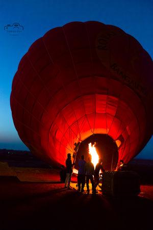 Ballooning #BestTravelPictures