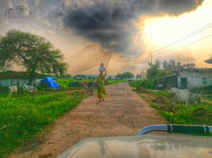 The Rural Woman #BestTravelPictures