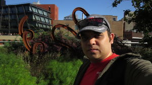 #SelfieWithAView #TripotoCommunity A hidden treasure tucked away in the heart of NYC