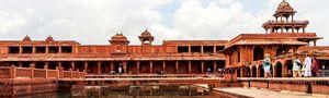 अकबर की स्मार्ट सिटी। फतेहपुर सीकरी #bestoftravel #besttravelpicture #wtd2018