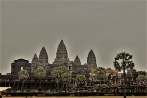 """The story of Angkor watt"" by- The Sun on an Equinox"