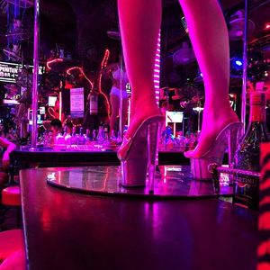 I'm A Girl And I Visited The Infamous Red Light District Of Thailand. # Viral Story