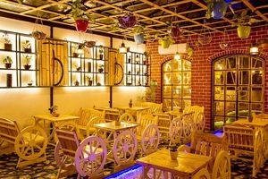 6 European style concept cafes in Jaipur