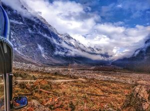 Valley of orchids...Yumthang valley...
