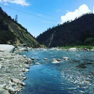 River Kameng in Arunachal Pradesh - #northeastphotos