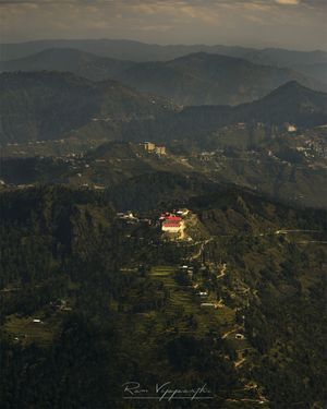 The region around Shimla including Kufri was once a part of the Kingdom of Nepal