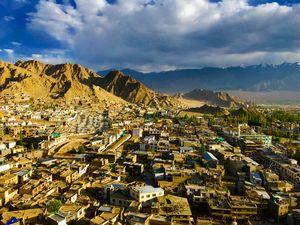 Tale of A Ladakhi Sun