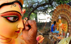 Durga Puja, Autumn and Many Emotions