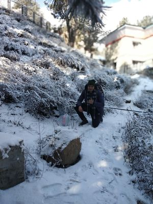 Winters in The Last Village of India - Chitkul under 6,000 Rs