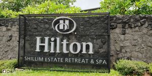 Weekend getaway to Hilton Shillim Estate Retreat & Spa near Pune #staycation