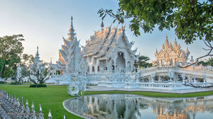 Wat Rong Khun 1/undefined by Tripoto