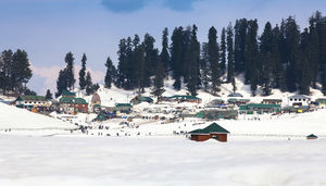 Snowfall in India – Top 5 Must Visit Places