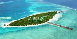 My best ever Maldivian Experience in a romantic paradise - Meeru Island Resort & Spa #staycation