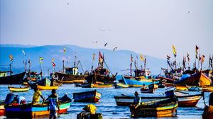 A Trip To The Fisherman's Cove in Dapoli