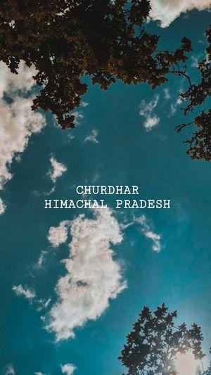 This is Churdhar, Beauty of Himachal