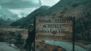 India's Last Village (#Wanderersnest)