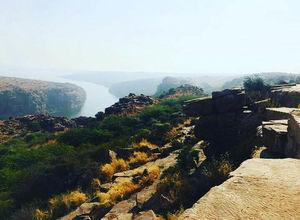 Gandikota-The Grand Canyon of India, think beyond the popular weekend getaways! #offbeatgetaway