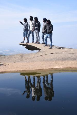 When Solo Traveller become Guide ;) @triptocommunity #Karnataka_tourism