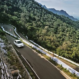 Highest number of hairpin bends in South India