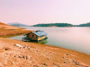 A romantic getaway to a hidden Private River Island in Meghalaya | Escapades of Syrah