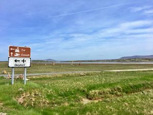 Carrickfinn - World's most scenic airport - (County Donegal - Letterkenny - Ireland)
