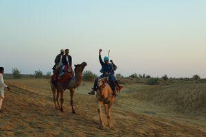 Why Dubai, Visit Jaisalmer - Jane kya dikh jaye