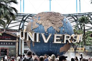 Singapore - Universal Studios Singapore