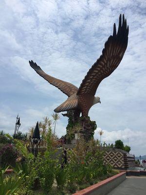 Eagle Square -Langkawi