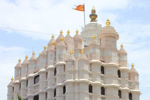 SIDDHIVINAYAK TEMPLE - MUMBAI, INDIA