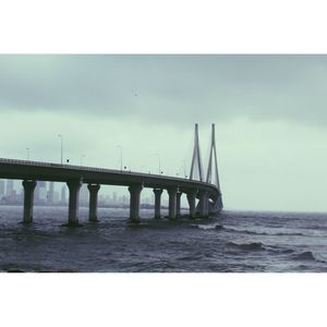 BANDRA WORLI SEALINK- MUMBAI, INDIA