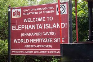 Elephanta Caves - An enigmatic experience