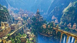 Where Immortals Reside - Gyanganj