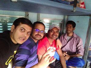 Exploring Agra