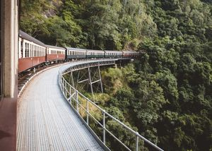 6 once-in-a-lifetime train journeys for all who are in love with rail travel