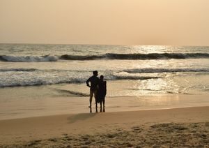 Ditch Goa, Visit Varkala for a Romantic Beach Holiday