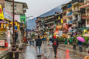 How Getting Stuck in Himachal Floods Proved to Be a Blessing in Disguise