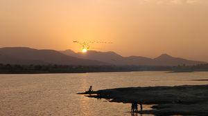 Hidden & Peaceful Gem in Pune - Kasarsai Dam. #tripotocommunity