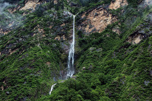 High Altitude Himalayan Waterfalls Where Your Wanderlust Soul Wants To Do More