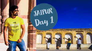 How to Travel Solo in JAIPUR - Complete Video Guide..!!