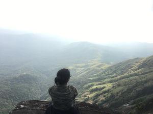 A magical trek to Kumara Parvatha !