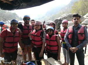 RISHIKESH with some Unkowns which are really knowns now