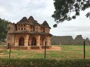 Hampi- UNESCO World Heritage site